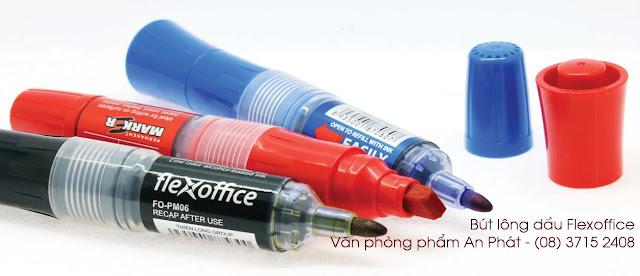 Bút lông dầu Flexoffice